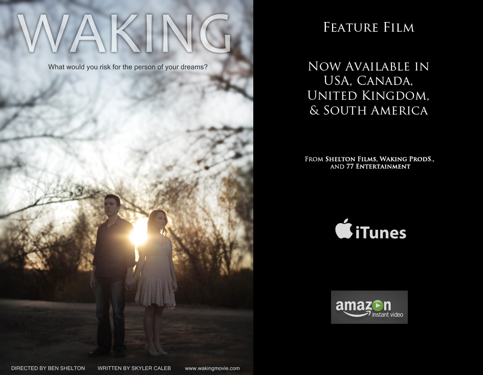 Waking - feature film coming soon